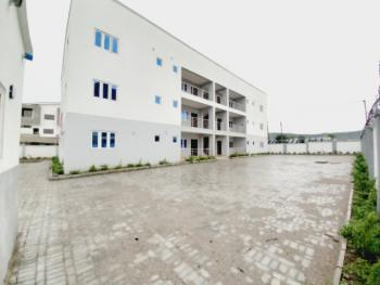 Brand New Luxury 3 Bedroom Serviced Apartment with Boys Quarter, Jahi, Abuja, Block of Flats for Sale