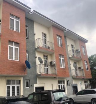 Exquisite 4 Bedroom Terrace Duplex with Bq in a Mini Estate, Oniru, Victoria Island (vi), Lagos, Terraced Duplex for Rent
