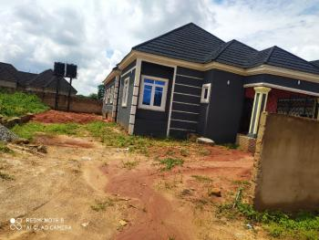 Luxurious Built 3 Bedroons Bungalow with Bq on a 100 X 100, Okhorom.i Off Airport Road, Gra, Oredo, Edo, Detached Bungalow for Sale