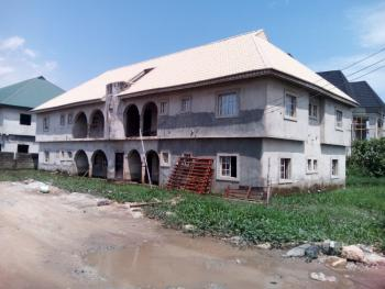 Luxury 4 Wings of 3 Bedroom Flat, Mustapha Street, Off Ago Palace Way, Okota, Isolo, Lagos, Block of Flats for Sale