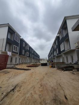 a 5 Bedroom Terrace Duplex, Kusenla Chisco Area, Ikate Elegushi, Lekki, Lagos, Terraced Duplex for Sale