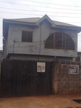 New House Consist Of Four Flats Of Three Bedroom Flat, Igando, Ikotun, Lagos, Block of Flats for Sale