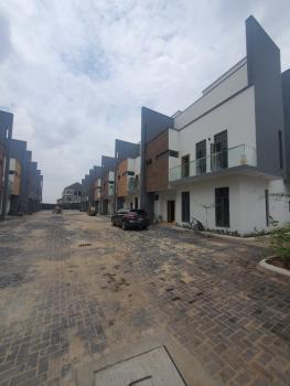 a Lovely 4 Bedroom Terrace Duplex, Kusenla Chisco Area, Ikate Elegushi, Lekki, Lagos, Terraced Duplex for Sale