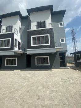 Luxury 4 Bedroom Serviced Duplex with 3 Sitting Rooms, Bq, Ogudu Gra, Phase Ii, Behind Holy Fire Church, Gra, Ogudu, Lagos, Terraced Duplex for Sale