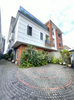Lovely 5 Bedroom, Lekki Phase 1, Lekki, Lagos, Semi-detached Duplex for Sale