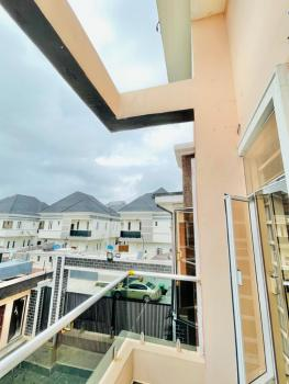3 Bedroom Duplex in an Estate, Chevron Alternative, Lekki, Lagos, Terraced Duplex for Rent