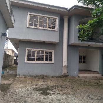 Well Finished 5-bedroom Semi-detached House with Bq, Off Abraham Adesanya, Ajah, Lagos, Semi-detached Duplex for Rent
