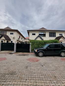 4 Bedroom Twin-duplex House with 2 Room Bq, Osborne, Ikoyi, Lagos, Detached Duplex for Sale