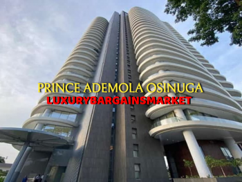 Top Rated 4 Bedroom Apartment in The Tallest Residential Building, Old Ikoyi, Ikoyi, Lagos, Flat / Apartment for Sale