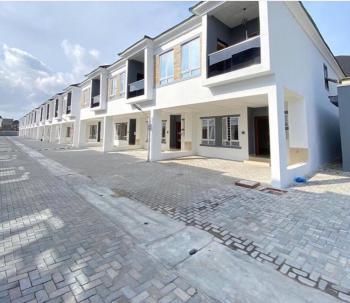 3 Bedroom Terraced Duplex, Second Toll Gate, Lekki Phase 2, Lekki, Lagos, Terraced Duplex for Rent