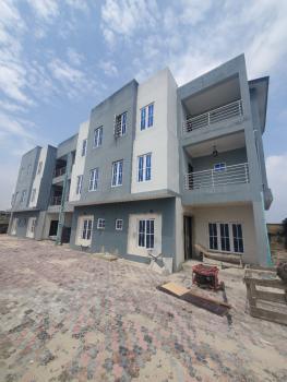 a Lovely 4 Bedroom Terrace Duplex, Chisco Kusenla Road, Ikate Elegushi, Lekki, Lagos, Terraced Duplex for Sale
