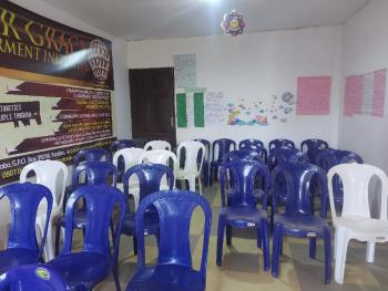 Peculiar Grace Training and Conference Room, 68, Iyana Olopa, Akobo Road, Akobo, Ibadan, Oyo, Office Space Short Let