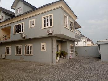 Luxury Built 4 Bedroom Duplex with a Room Boys Quarter, Lekki Phase 1, Lekki, Lagos, Semi-detached Duplex for Rent