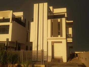 Luxury Beach Front 5 Bedroom Fully Detached Mansion & Roof Top Terrace, Pinnock Beach Estate Off Lekki Expressway, Osapa, Lekki, Lagos, Detached Duplex for Sale