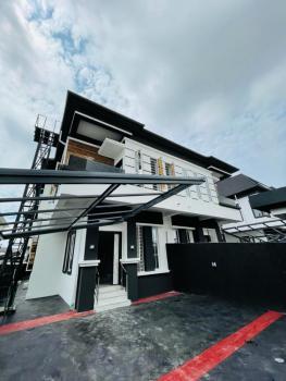 4 Bedroom Semi Detached Duplex with a Room Bq, Ikota, Lekki, Lagos, Semi-detached Bungalow for Sale