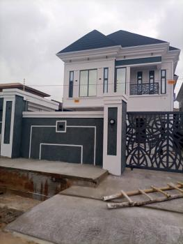 Newly Built 5 Bedroom Detached Duplex with Bq, Agidingi, Alausa, Omole Phase 1, Ikeja, Lagos, Detached Duplex for Sale