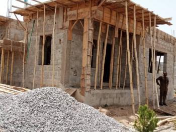 Carcass Duplex, Crown Golden Estate, Lugbe District, Abuja, Detached Duplex for Sale