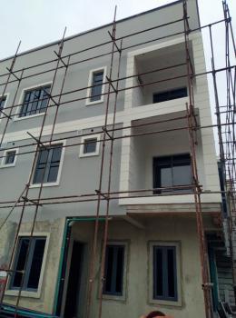 Brand New 3 Bedrooms Terraced Duplex, Off Admiralty Way, Lekki Phase 1, Lekki, Lagos, Terraced Duplex for Sale