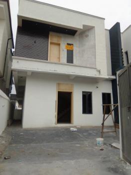 Newly Built 4 Bedroom Semi Detached Duplex with Bq, Ikota, Lekki, Lagos, Terraced Duplex for Sale