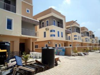 Luxury 4 Bedroom Fully  Detached Duplex with a Bq, Mabushi, Abuja, Terraced Duplex for Rent