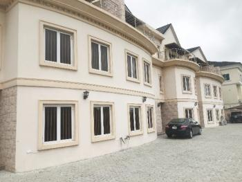 Extremely Spacious 4 Bedroom Terrace House With A Room Bq, Greenery And A Swimming Pool ., Old Ikoyi, Ikoyi, Lagos, 4 bedroom, 5 toilets, 4 baths Terraced Duplex for Rent