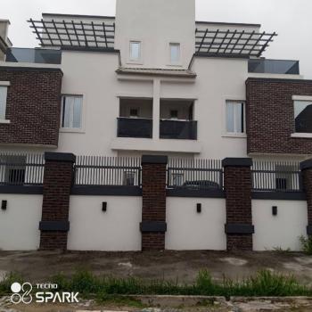 4 Bedroom Duplex with Bq, Apple Junction, Amuwo Odofin, Lagos, Detached Duplex for Sale
