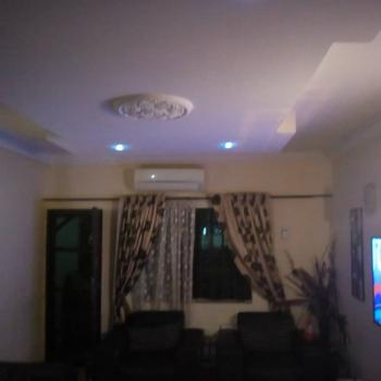Well Renovated 3 Bedroom Flat, Zone 2, Wuse, Abuja, Flat / Apartment for Sale