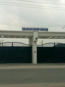 545 Sqm Plot of Land, Chaplin Court Estate, Ogombo Road Opposite Lekki Scheme-2, Ajah, Lagos, Residential Land for Sale
