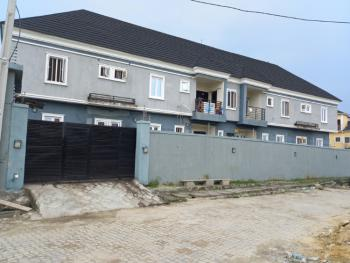 Building of 4 Nos of 3 Bedroom Flats, Black Busstop, Badore, Ajah, Lagos, Block of Flats for Sale