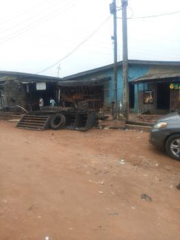 Bungalow on a Full Plot of Land, Off Kazeem Street, Alapere, Ketu, Lagos, Detached Bungalow for Sale