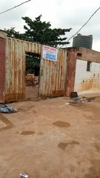 Fenced and Gated Parcel of Land with Office Structures, 80, Agbado Road, Oke-aro, Ogun, Mixed-use Land for Sale