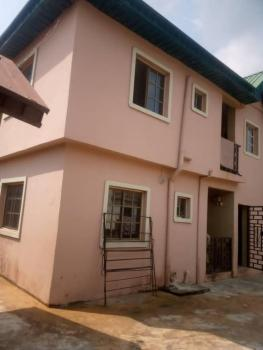 Solid Block of 4 Flats of Standard Mini Flats Each with a 3 Bedroom Bq, Butterfly Estate, Agric, Ikorodu, Lagos, Block of Flats for Sale