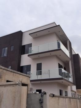 Newly Built & Well Finished 4 Bedroom Semi-detached Townhouse, Lekki Phase 1, Lekki, Lagos, Semi-detached Duplex for Rent