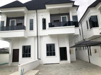 Luxury Brand New 4 Bedroom Semi Detached Duplex with Bq, Off Pinnock Estate, Osapa, Lekki, Lagos, Semi-detached Duplex for Rent