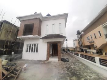 4 Bedroom Semi Detached Duplex with a Boys Quarters, Osapa, Lekki, Lagos, Terraced Duplex for Rent