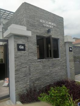 Luxurious 4 Bedroom Town House, Sycamore Court, Osborne, Ikoyi, Lagos, Terraced Duplex for Sale