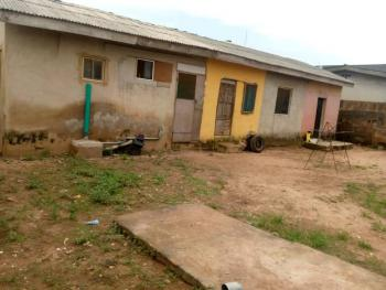 Nice Bungalow of a Mini Flat and  Room Self Contained on Half Plot, Ikola, Command, Alagbado, Ifako-ijaiye, Lagos, Detached Bungalow for Sale