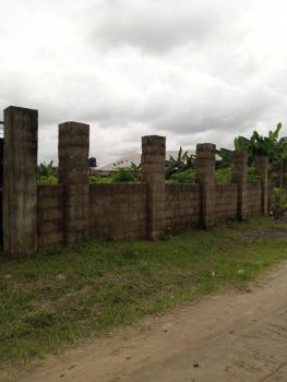 Strategically Located Parcel of Land Measuring 574.925sqm, Ekit Itam By Itam Timber Market, Uyo, Akwa Ibom, Mixed-use Land for Sale