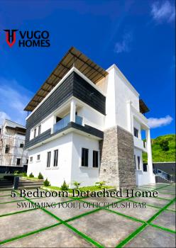 Brand New 5 Bedroom Duplex, Guzape District, Abuja, Detached Duplex for Sale