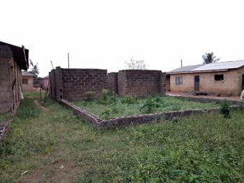 a Plot of Land with 4 Rooms (lintel Level), Kaleyemi Street, Ntabo Bus Stop, Ijoko, Ogun, Residential Land for Sale