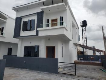 Newly Built and Well Finshed 4 Bedroom Duplex with Bq and Pool, Ajah, Lagos, Detached Duplex for Sale
