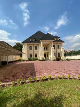 a Large Double Fronted 9 Bedroom Palazzo, Maitama District, Abuja, Detached Duplex for Sale