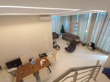 Lovely 4 Bedroom Semi-detached House with 1 Room for Maids, Shoreline Estate Mojishola Onikoyi Off Banana Island Road, Ikoyi, Lagos, Semi-detached Duplex for Rent
