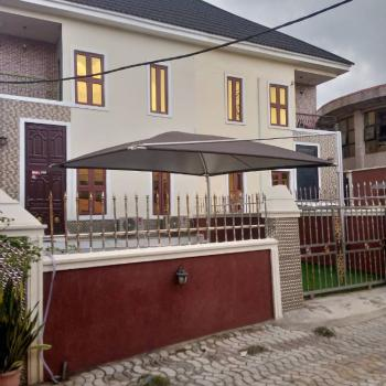 Beautiful and Nice 4 Bedroom Semi Detached Duplex with a Bq, Ajao Estate, Isolo, Lagos, Semi-detached Duplex for Sale