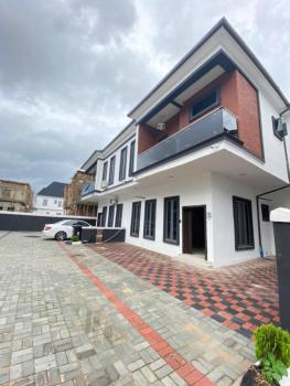 4 Bedroom Semi Detached Duplex with a Bq in a Private Compound, 2nd Toll Gate By Chevron, Lekki, Lagos, Semi-detached Duplex for Rent