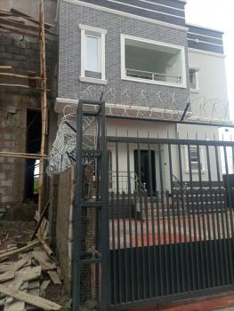 3 Units of 4 Bedroom Terrace Duplex Carcass, Palm Height Estate, Lugbe District, Abuja, Terraced Duplex for Sale