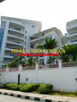 Well Built & Class Leading 3 Bedroom Apartment + Bq, Banana Island Estate, Banana Island, Ikoyi, Lagos, Flat / Apartment for Rent