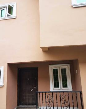 Distressed 4 Bedroom Terrace Duplex, Osapa London, Osapa, Lekki, Lagos, Terraced Duplex for Sale