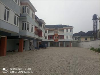 Luxury 4 Bedroom, Ikota Villa Estate Back of Mega Chicken, Lekki, Lagos, Terraced Duplex for Rent