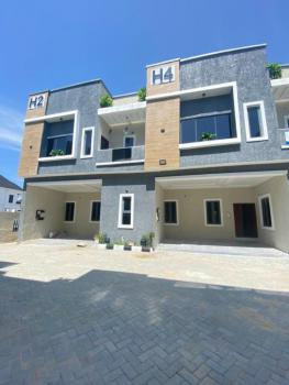 4 Bedroom Terrace Duplex, Orchid Road, Lekki Lagos, Lekki, Lagos, Terraced Duplex for Rent